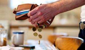 Деньги для выплаты алиментов