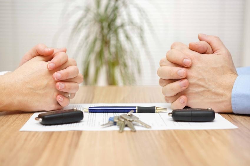 Само по себе не влечет изменения режима совместной собственности бывших супругов на нажитое в браке имущество