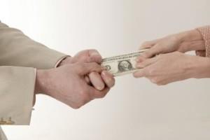 Раздел долгов