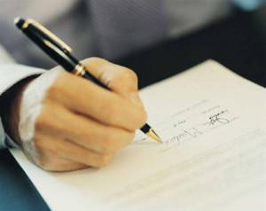 Заключение алиментного соглашения