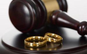 Развод через суд порядок расторжения