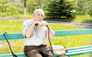 Человек в старости