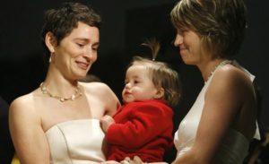 Ребенок в однополом браке