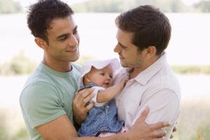 Гомосексуальная семья
