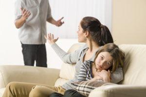 Объяснение мужу его неправоты