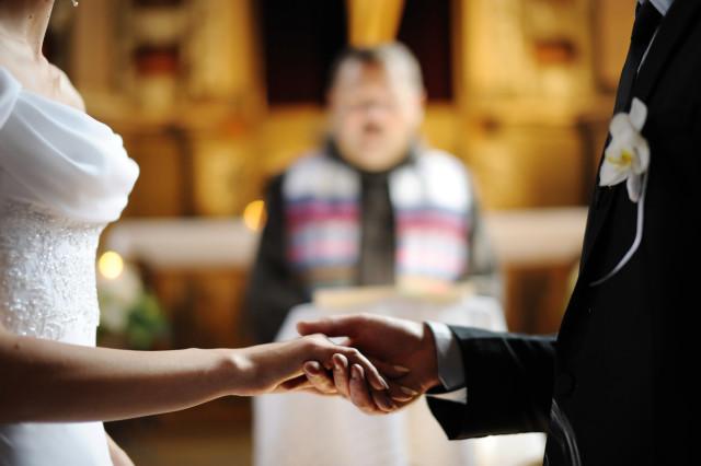 как сделать развод в церкви