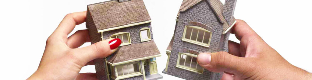 дележка имущества при разводе