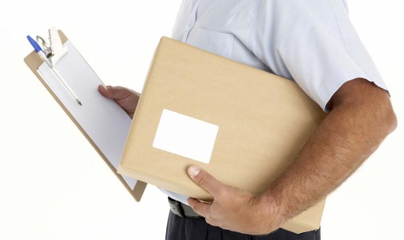 Документы в руках